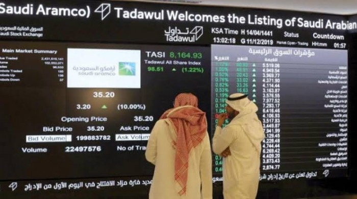 البورصة السعودية تغلق على ارتفاع وسط تداولات بلغت 3.4 مليار ريال