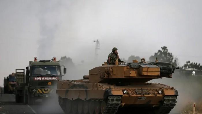 اشتباكات مسلحة مع قوات أمريكية تسفر عن مقتل شاب سوري
