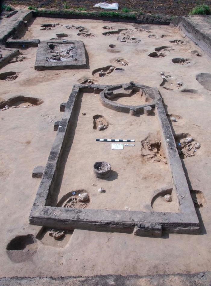 كشف أثري جديد بمصر يضم 83 مقبرة فرعونية (صور)