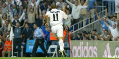 رونالدو: ذهبت لمدريد لأنني أردت اللعب في الريال