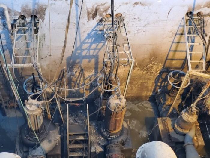بدعم ياباني ..إعادة تأهيل مضخة الصرف الصحي بالعاصمة عدن
