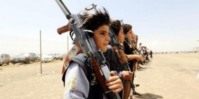 تلاميذ الباسيج.. بارود إيران الذي يُشعل حرب اليمن