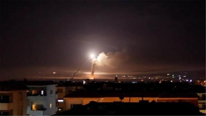 الجيش اللبناني يستهدف طائرة إسرائيلية مسيرة خرقت أجواءه