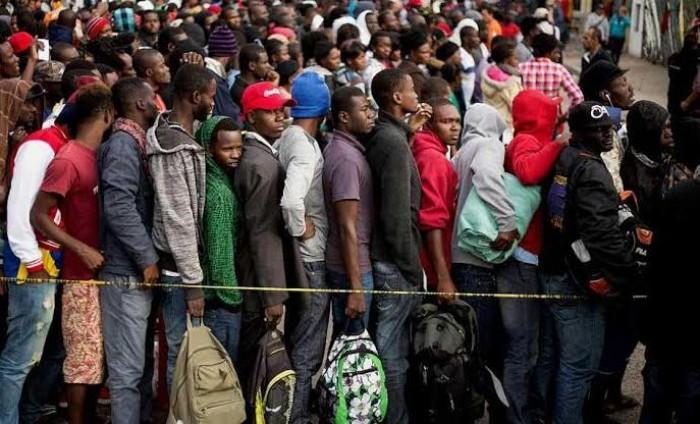 المكسيك: انخفاض عدد المهاجرين لأمريكا بنسبة 74,5% منذ مايو 2019
