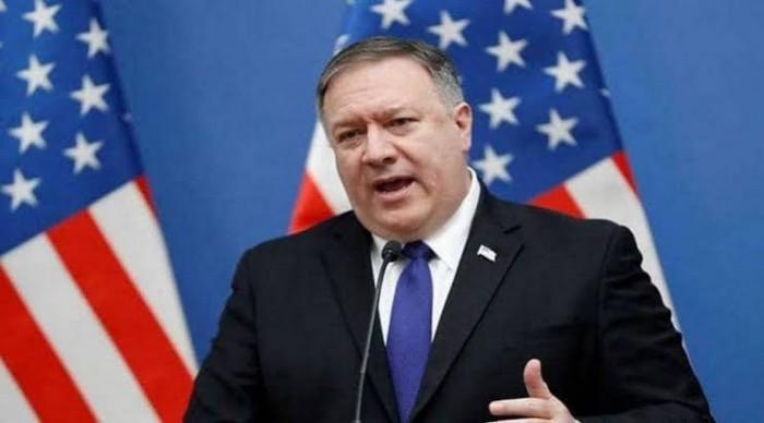 بومبيو يطالب إيران بالتوقيع الفوري على الاتفاقية الخاصة بتمويل الإرهاب