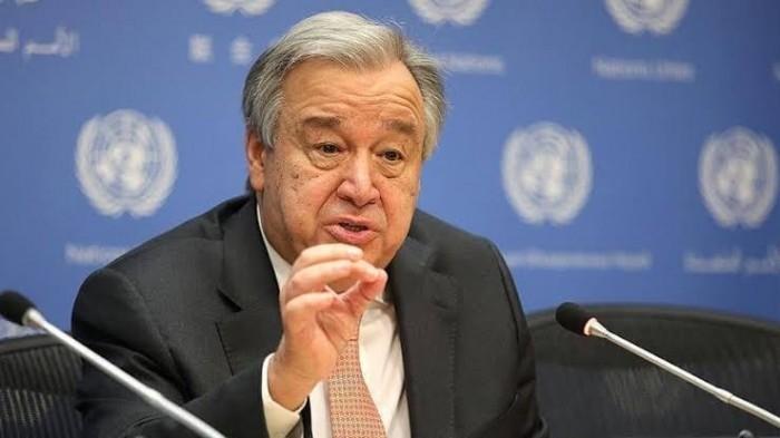 أمين الأمم المتحدة يؤكد على أهمية استمرار العمليات الإنسانية في اليمن