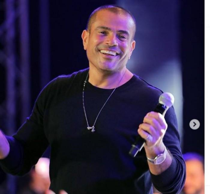 رسميًا.. عمرو دياب يطرح ألبومه الجديد