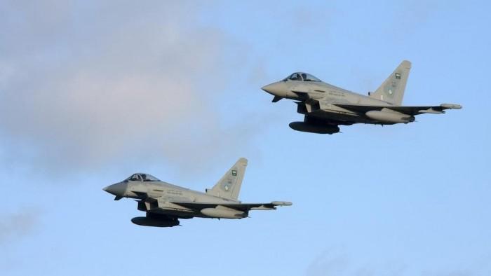 طلعات مراقبة لطيران التحالف فوق صنعاء