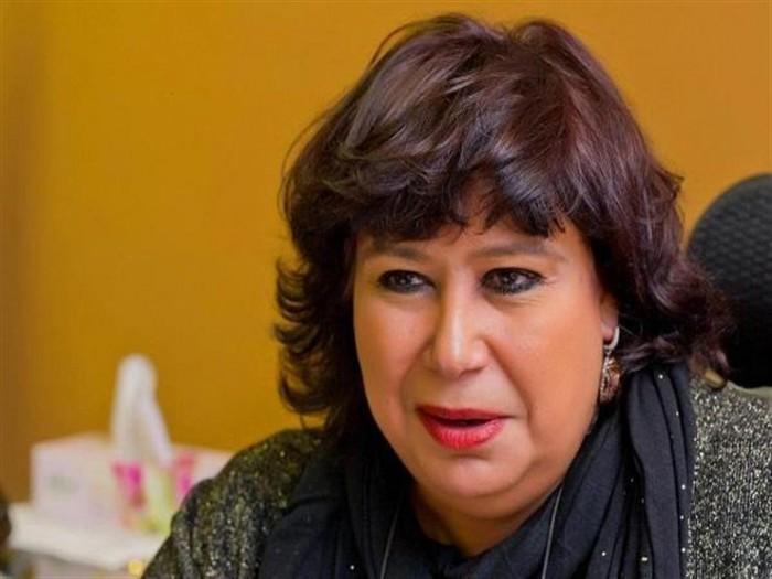 وزيرة الثقافة المصرية تنعي الراحل شوقي علي