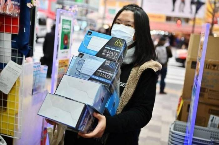 1.5 مليون شخص على قائمة انتظار لشراء كمامات عبر الإنترنت