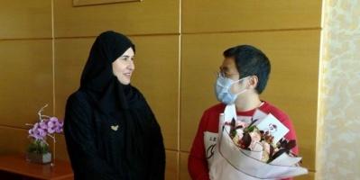 """الإمارات تعلن شفاء حالتين جديدتين من """"كورونا"""""""