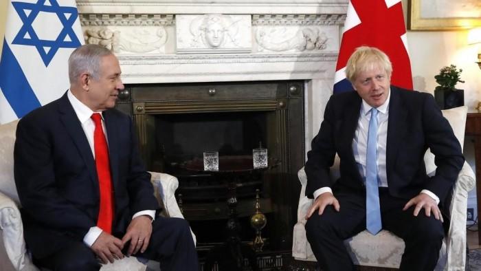 إسرائيل تحث بريطانيا على إدراج القدس ضمن اتفاقية التجارة الحرة