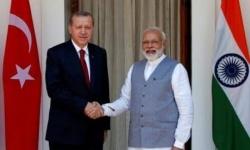 الهند تطالب تركيا بعدم التدخل في شؤونها الداخلية