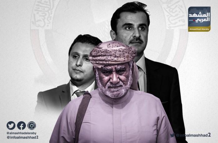 بتشكيل جبهة جديدة.. مليشيا الإخوان تُنفذ مخططاً قطرياً بالمهرة (إنفوجراف)