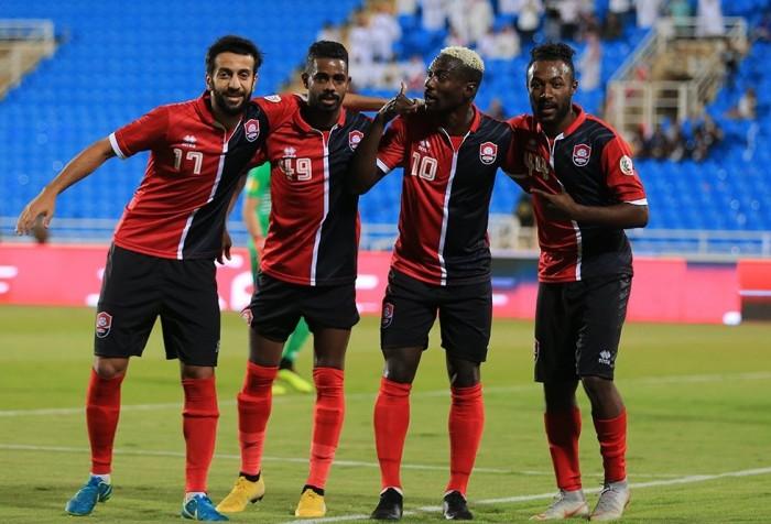 الرائد يهزم أبها في الدوري السعودي