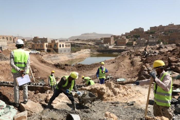 """""""البرنامج الإنمائي"""": مشاريعنا في اليمن توفر وظائف وتخفف أثر النزاع"""