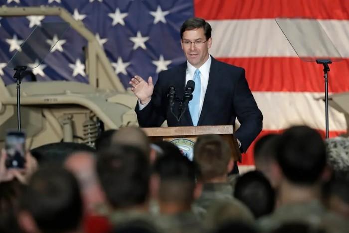 """أمريكا تحذر.. هواوي """"حصان طروادة"""" الذي يهدد حلف الناتو"""