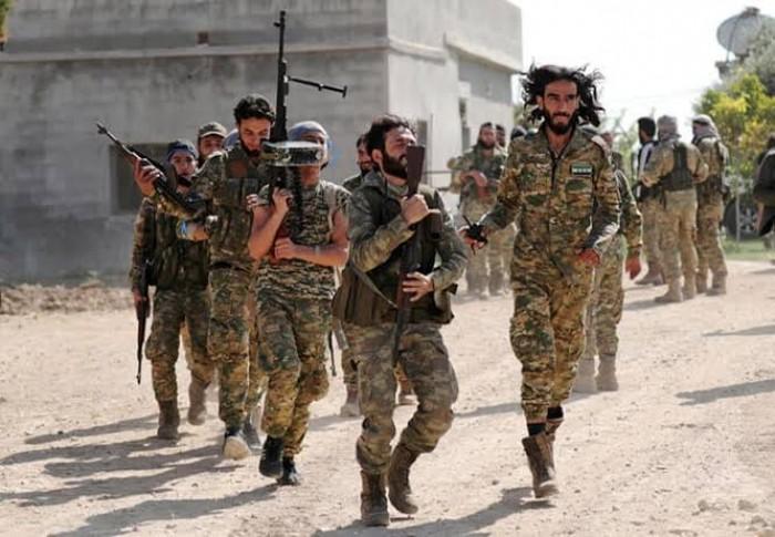 قائد عسكري ليبي: لن نصمت على جرائم مرتزقة أردوغان
