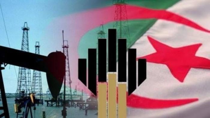 تراجع عائدات النفط بالجزائر يتسبب في ارتفاع عجز الموازنة