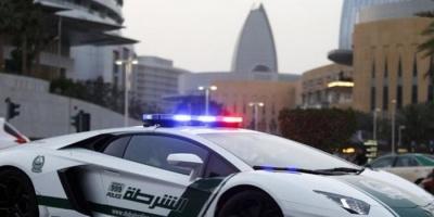 شرطة دبي تطلق أول سيارة دورية ذكية بتقنية 5G