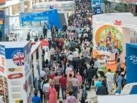 """انطلاق فعاليات معرض """"جلفود"""" في دبي بحضور عالمي"""