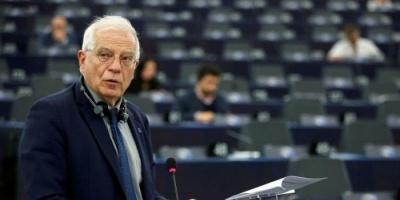 """""""بوريل"""" بمؤتمر ميونيخ: على أوروبا أن تكون مستعدة لاستخدام القوة"""