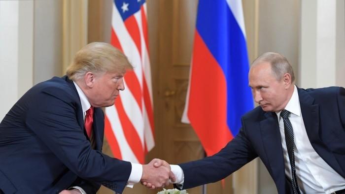 البيت الأبيض: ترامب يدعو بوتين للكف عن دعم الأعمال الإجرامية بسوريا