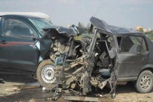 حادث تصادم يتسبب في مصرع 14 شخصًا وإصابة آخرين بالكونغو