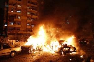 انفجار سيارة ملغومة ومصرع 4 أشخاص بسوريا