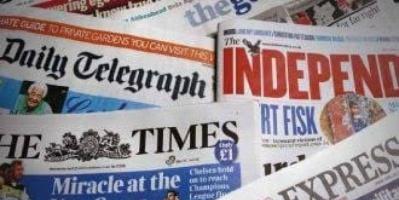 تعرف على أبرز ما ورد اليوم بالصحف العالمية