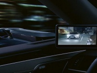 بالتفاصيل..لكزس تكشف عن أول سيارة في العالم بدون مرايا جانبية