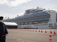 ارتفاع عدد المصابين بفيروس كورونا على متن السفينة اليابانية