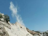 القوات الجنوبية تقصف مدفعية الحوثي في ثرة