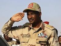حميدتي يصل جوبا لرئاسة وفد الحكومة السودانية في مفاوضات السلام