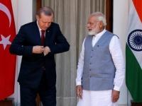"""الهند تستدعي السفير التركي وتتهم أردوغان بـ""""افتقار الفهم"""""""
