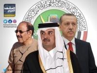 مخططات الإرهاب القطري التركي تظهر على الأرض في المهرة