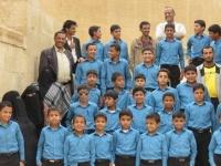 """""""سلمان للإغاثة"""" ينظم رحلة ترفيهية إلى مأرب للأطفال المعاد تأهيلهم (صور)"""