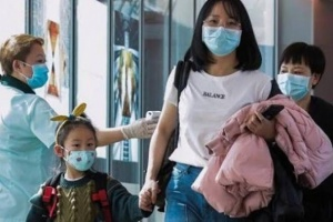 الصين تعلن تراجع عدد الإصابات بفيروس كورونا