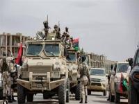 الجيش الوطني الليبى يعلن استهداف سفينة شحن تركية تحمل أسلحة