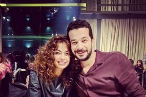 بعد شائعة انفصالهما.. شريف سلامة يوجه رسالة رومانسية لزوجته داليا مصطفى