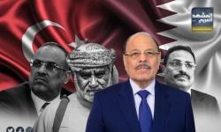 تفتيت التحالف القطري التركي الإيراني يبدأ من المهرة