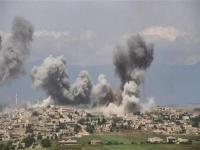 المرصد السوري: القوات الروسية تستهدف مواقع فصائل موالية لتركيا في سوريا