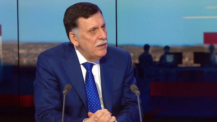 الوفاق الليبية تعلق  مشاركتها في المحادثات العسكرية بجنيف