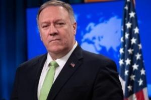 بومبيو: لن نسكت على دعم إيران لهجمات ضد مواقعنا في العراق
