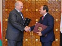 مصر وبيلاروسيا توقعان 4 اتفاقيات ومذكرات تفاهم مشتركة بين البلدين