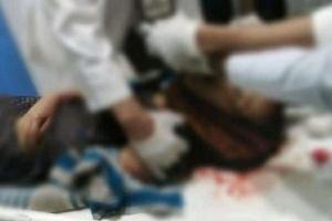 أثناء وقوفها أمام منزلها..مقتل طفلة برصاص قناص حوثي غرب تعز