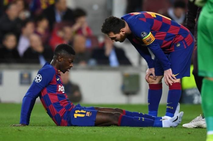 موندو ديبورتيفو: برشلونة أتم التعاقد مع بديل ديمبلي