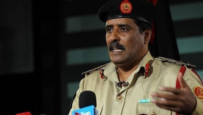 الجيش الوطني الليبي: أردوغان يتصرف كأنه رئيس طرابلس