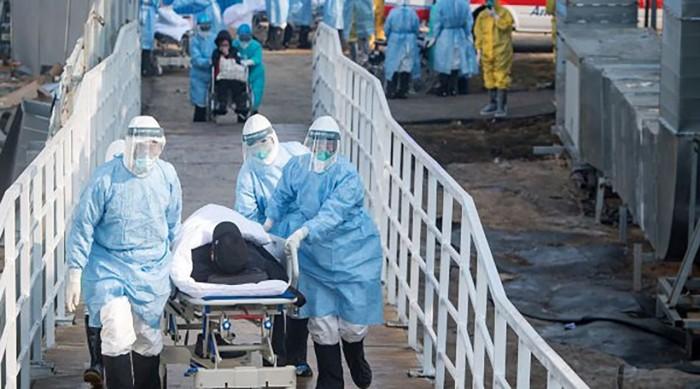 ارتفاع عدد الوفيات بفيروس كورونا في إقليم هوبي الصيني إلى 2029