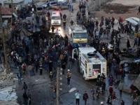 """""""أوكسفام"""" تعلن مقتل اثنين من موظفيها في هجوم مسلح بسوريا"""